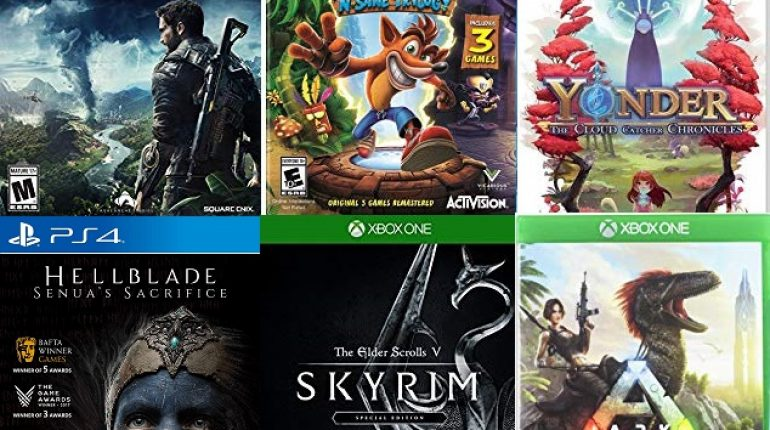 Amazon Early February Game Sale: Save Up To 76% | Daily