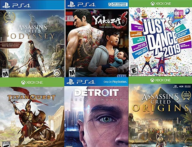 Amazon Under $20 Game Sale On PS4 & Xbox One | Daily Video Game