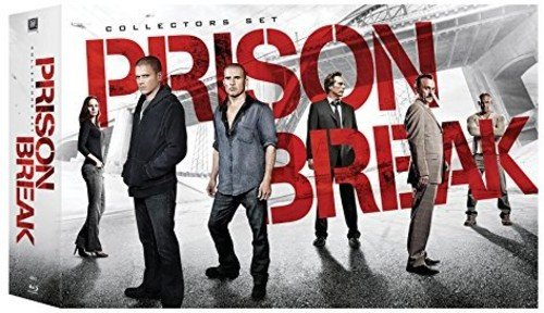 Amazon Slashes 56 Off Prison Break Seasons 1 4 Complete Collection Blu Ray Box Set Daily Video Game